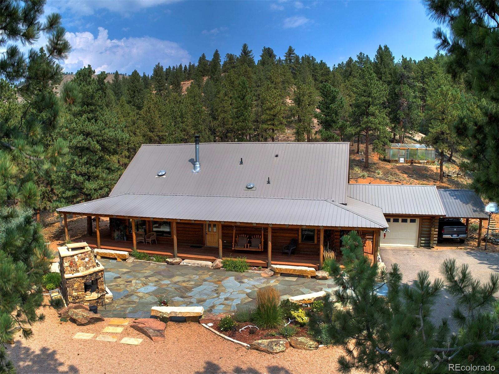 29054 Mangy Moose Trail, Pine, CO 80470 - #: 3459825
