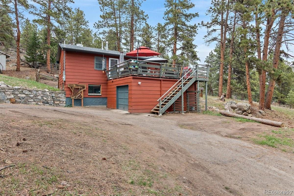 6959 Willa Lane, Evergreen, CO 80439 - #: 6495825