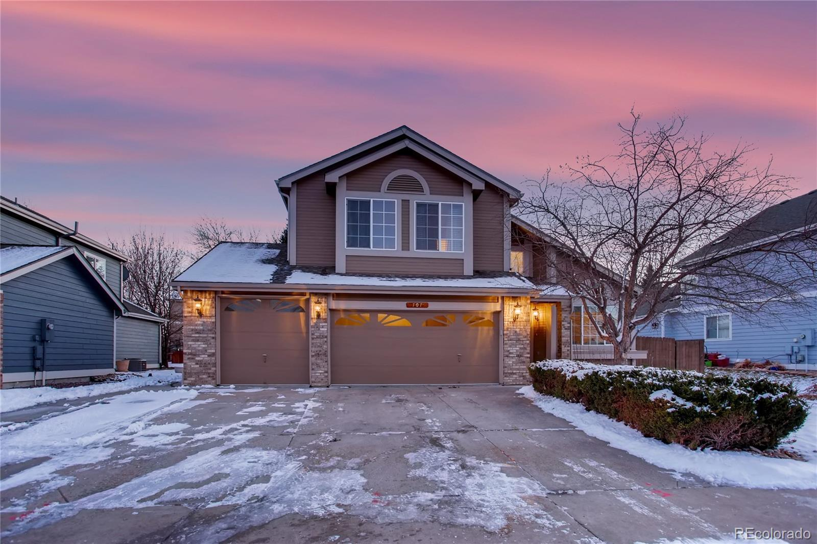 707 Stoddard Drive, Fort Collins, CO 80526 - #: 2636826