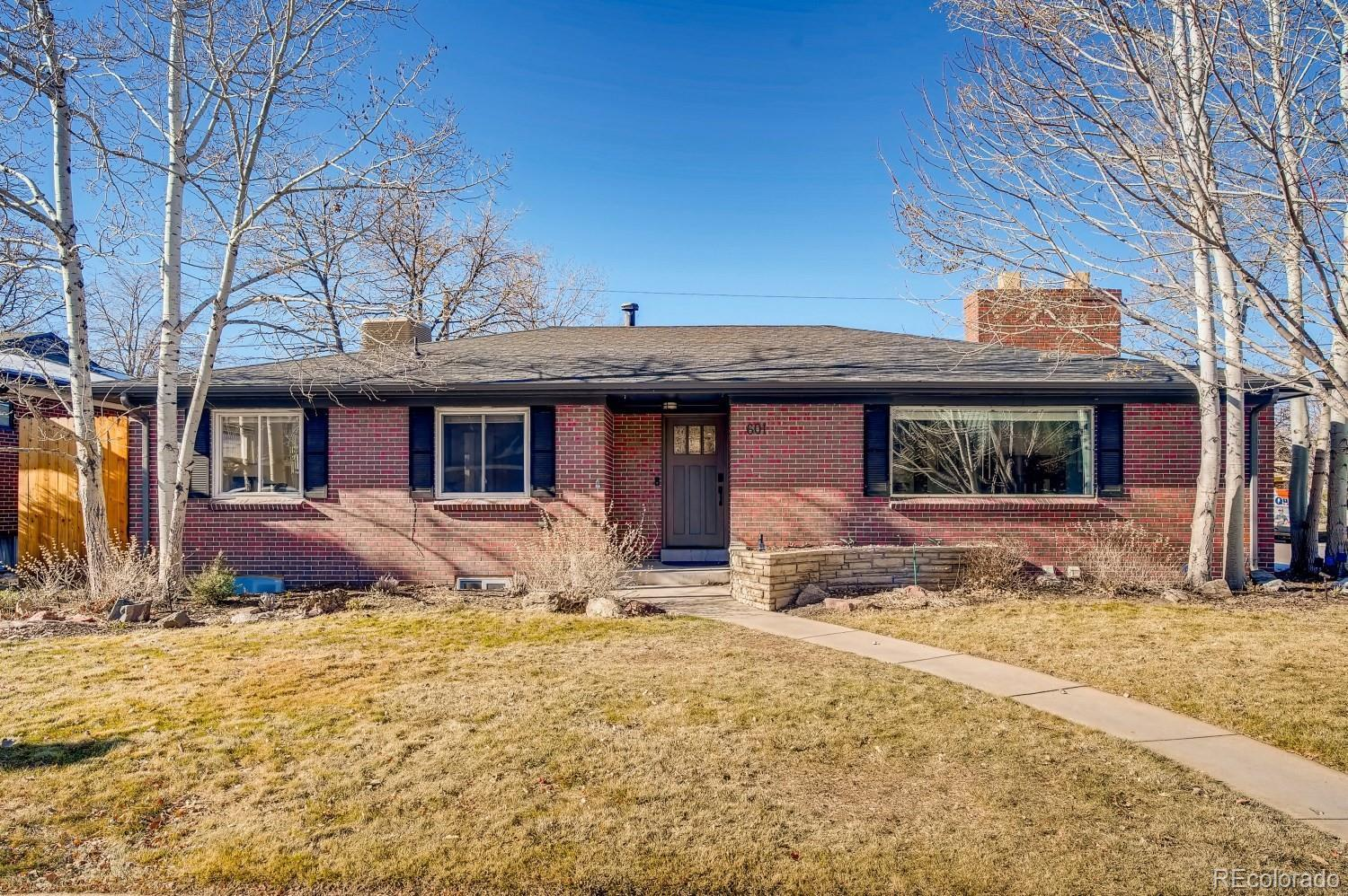 601 S Harrison Lane, Denver, CO 80209 - #: 5543829