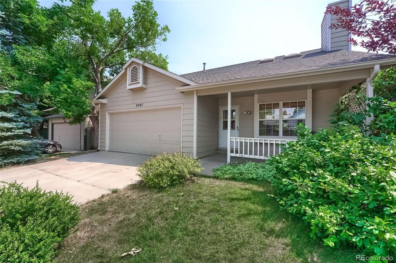 2407 Valley Forge Avenue, Fort Collins, CO 80526 - #: 5189830