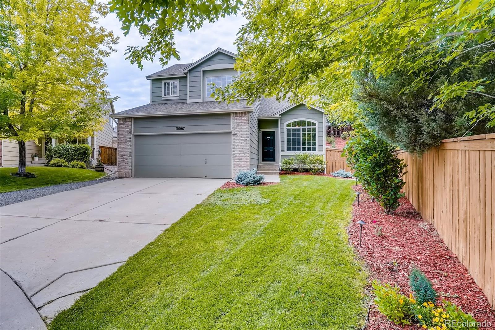 10067 Broome Way, Highlands Ranch, CO 80130 - #: 7299836