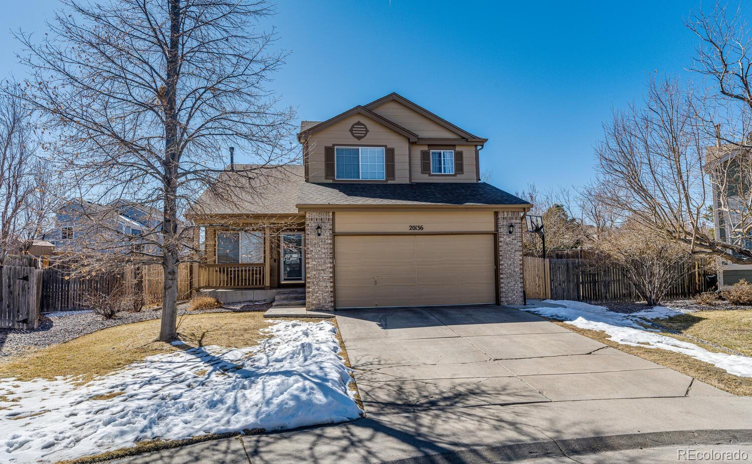 20136 E Williamette Lane, Centennial, CO 80015 - #: 8916839