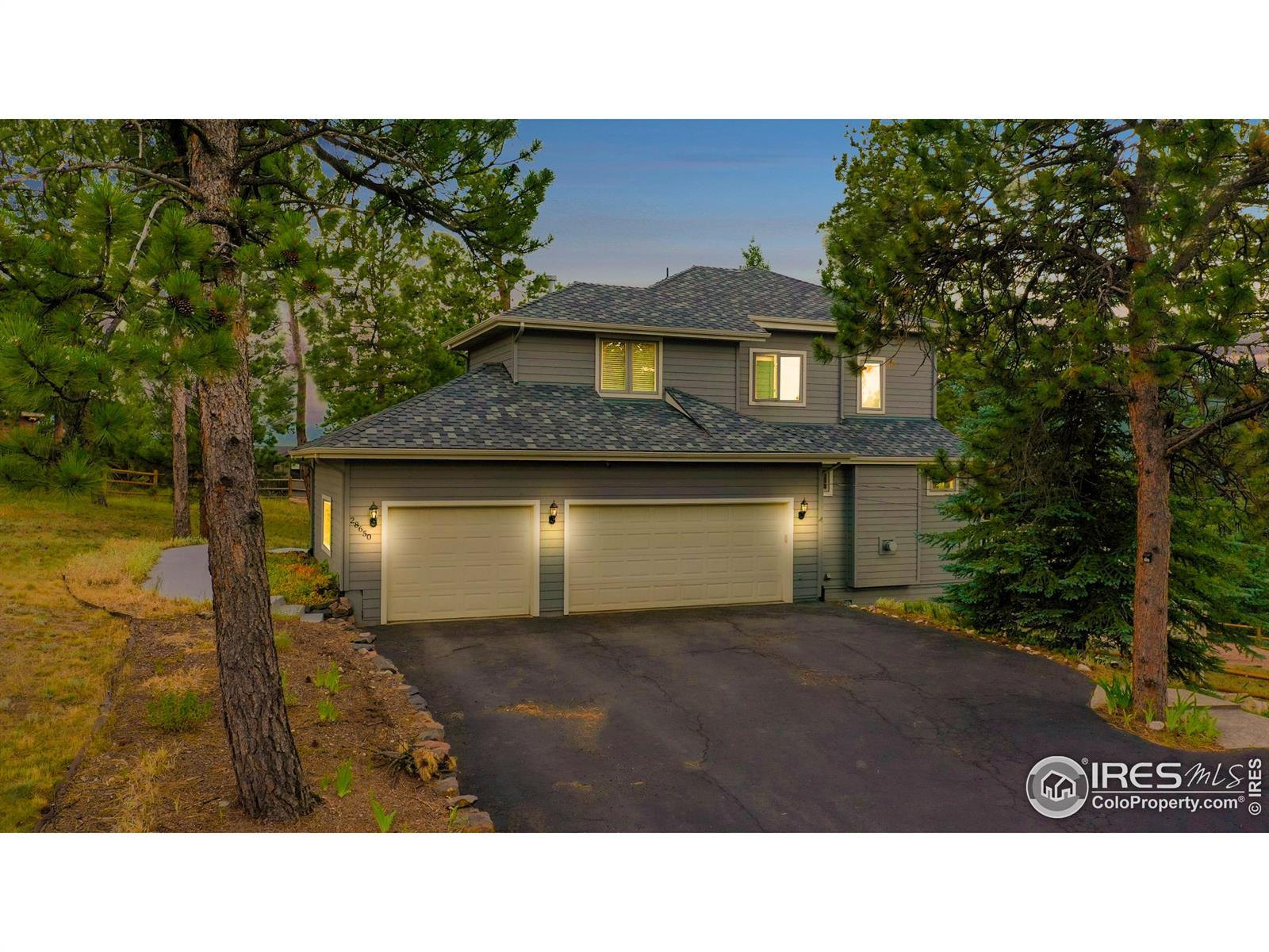 28650 Douglas Park Road, Evergreen, CO 80439 - #: IR917841