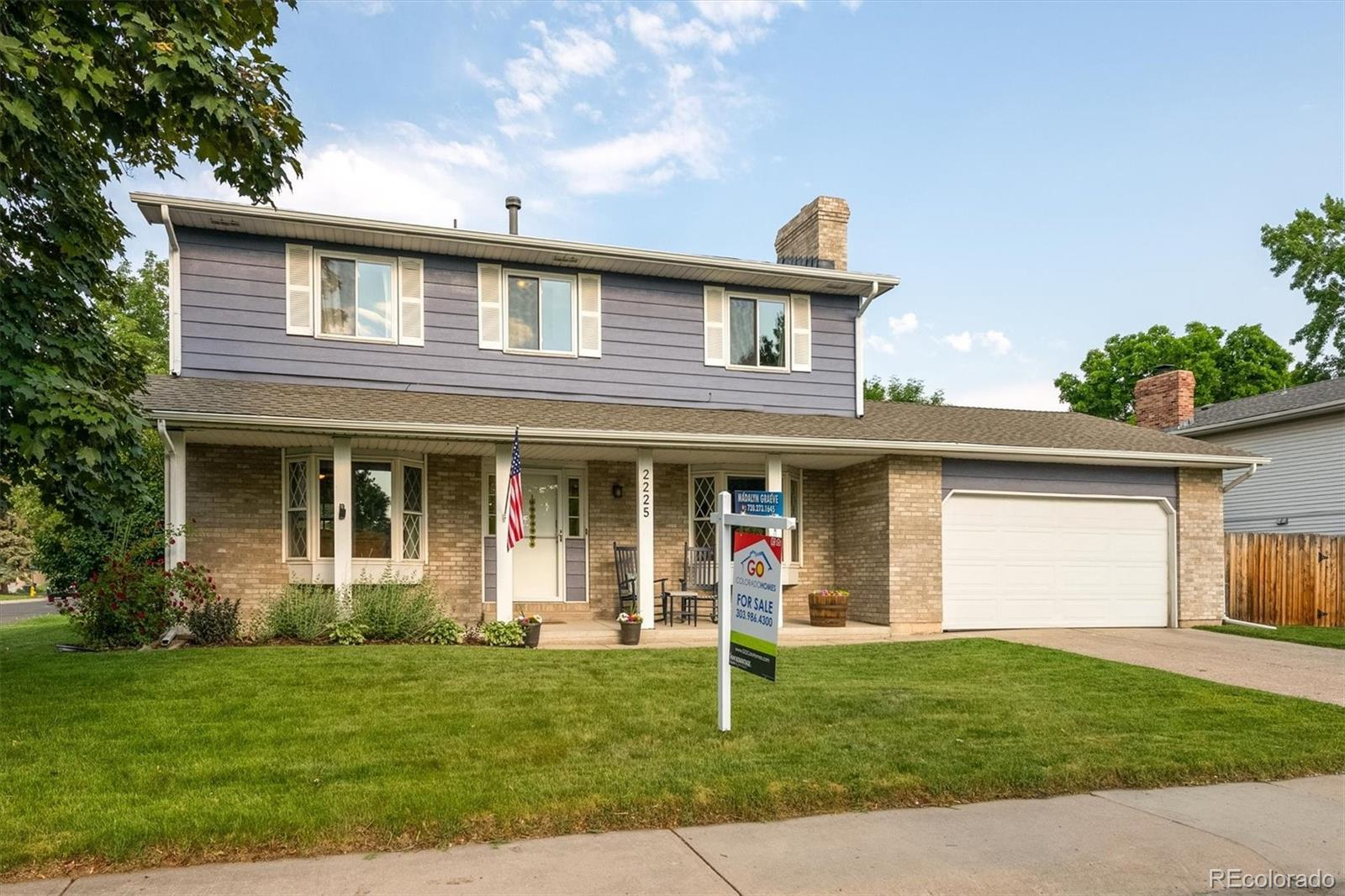 2225 Rambouillet Drive, Fort Collins, CO 80526 - #: 3378844