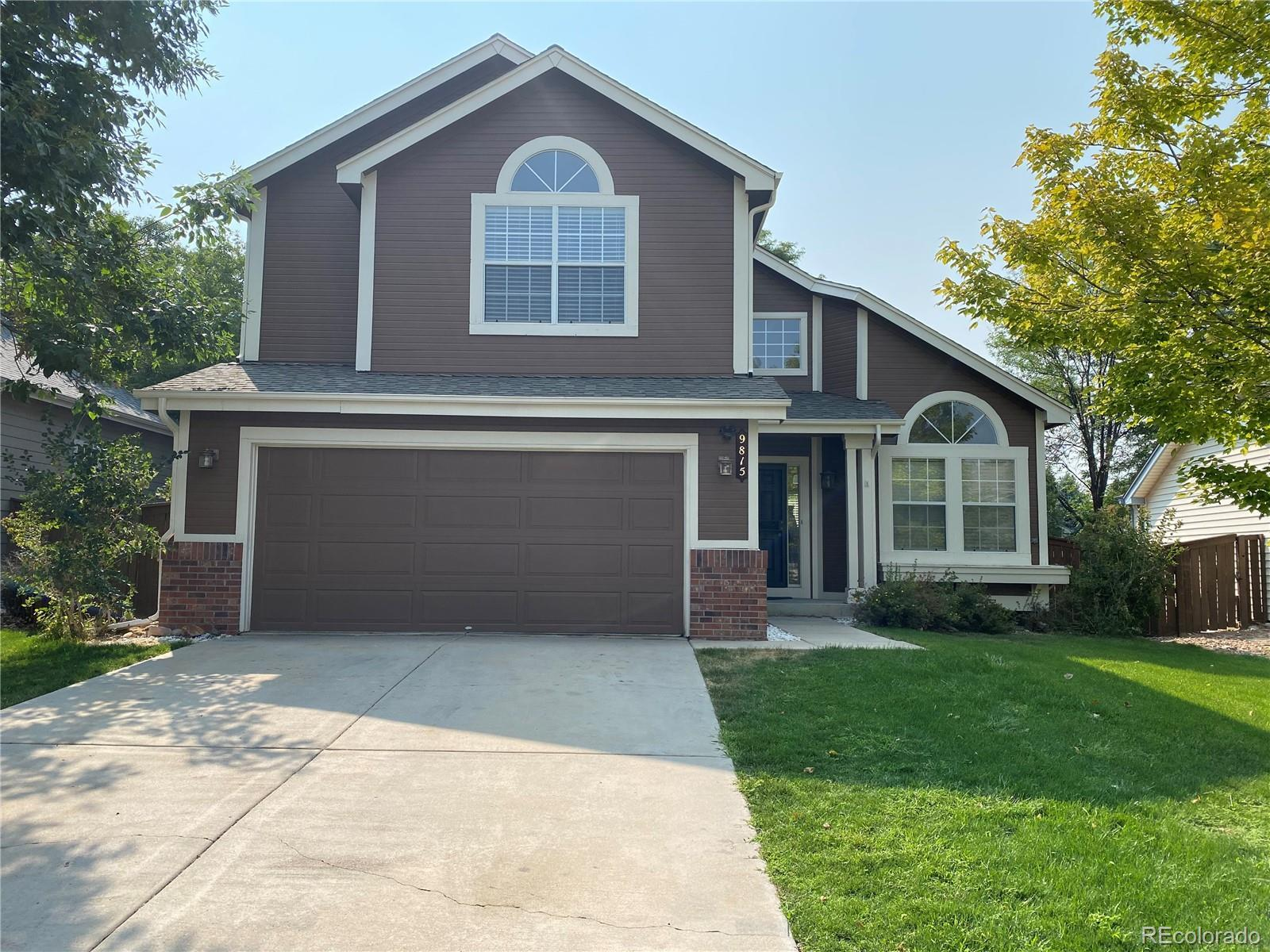 9815 Wedgewood Drive, Highlands Ranch, CO 80126 - #: 9588844