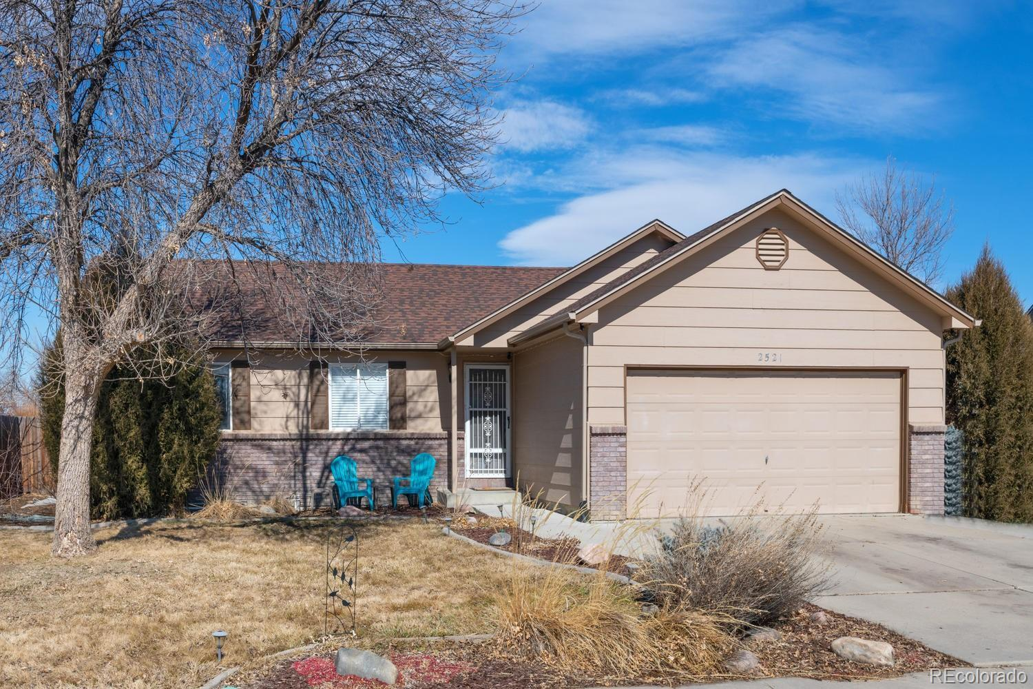 2521 15th Street, Loveland, CO 80537 - #: 4054847