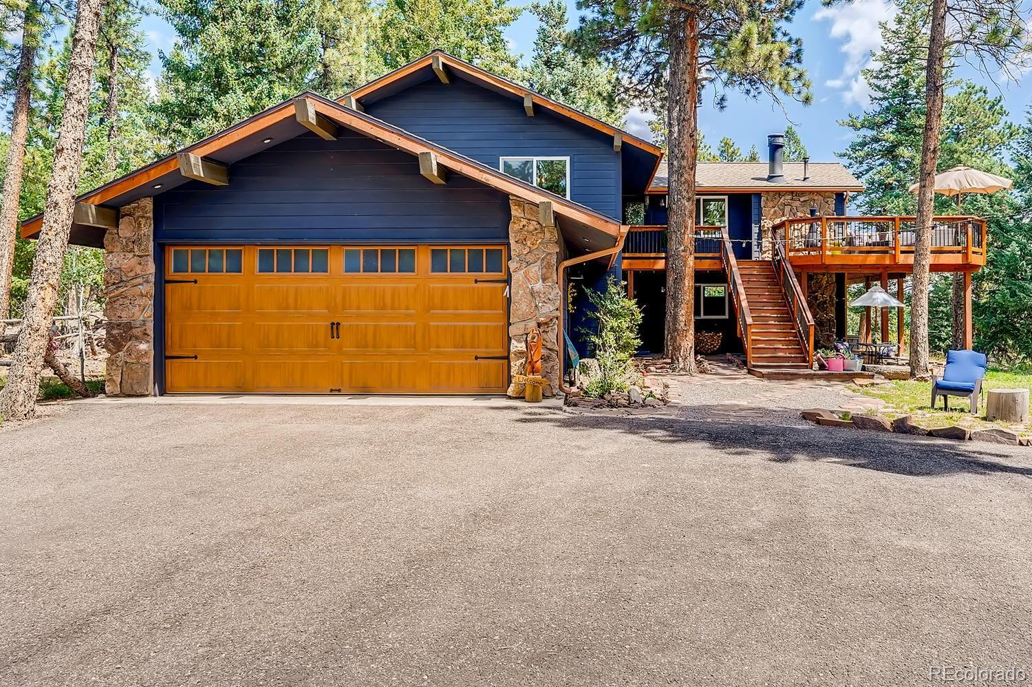 32531 Lodgepole Drive, Evergreen, CO 80439 - #: 5000851