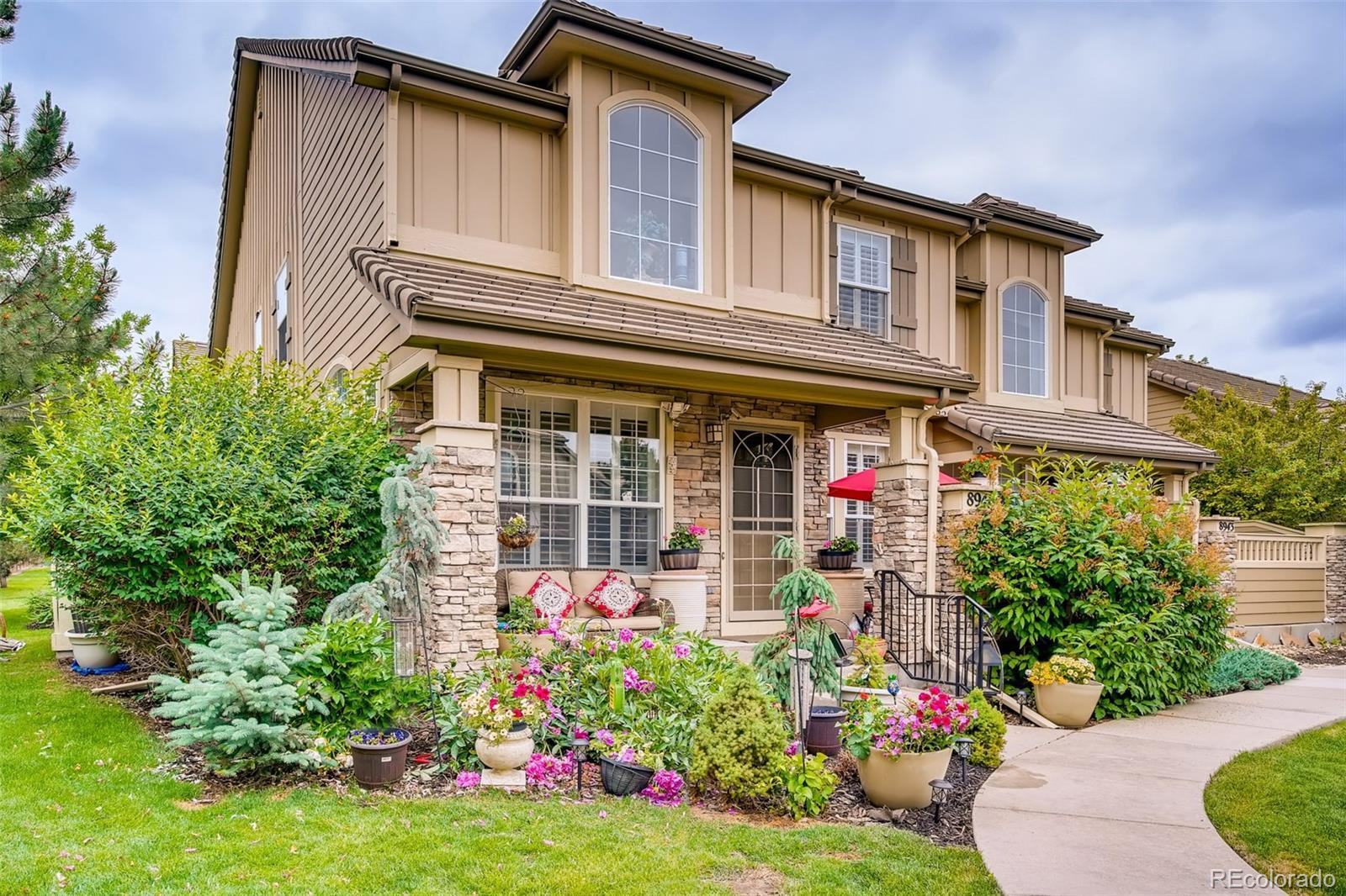 8941 Tappy Toorie Circle, Highlands Ranch, CO 80129 - #: 7734851