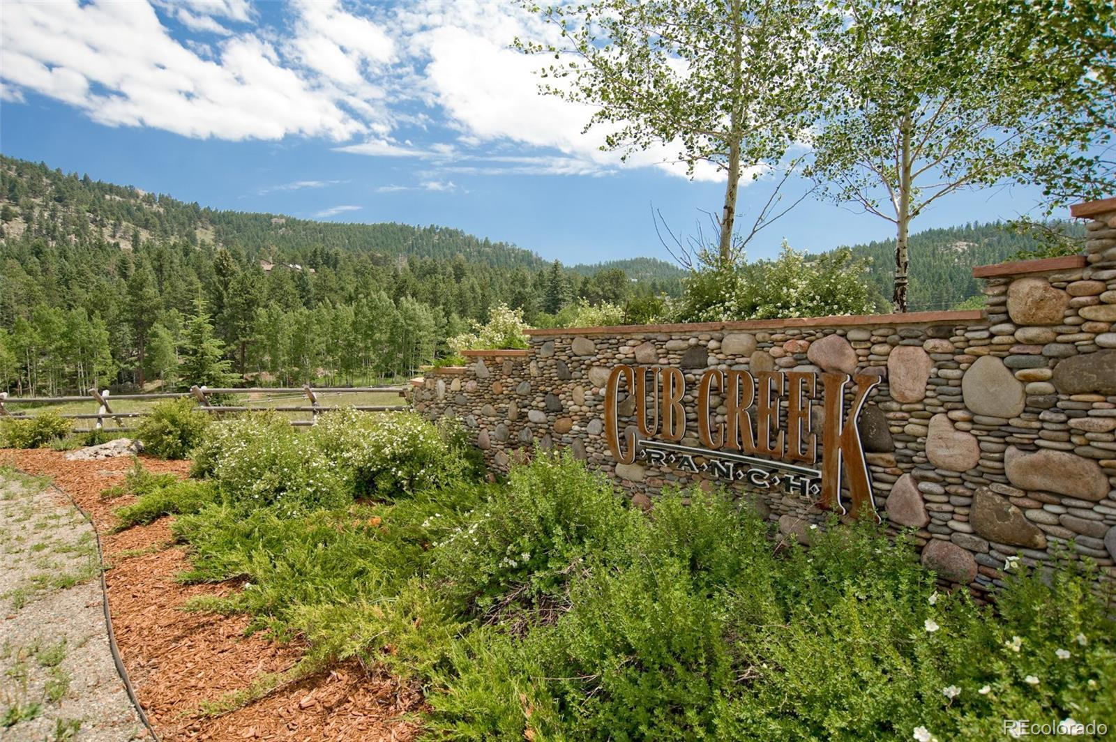 6303 LITTLE CUB CREEK Road, Evergreen, CO 80439 - #: 5348852