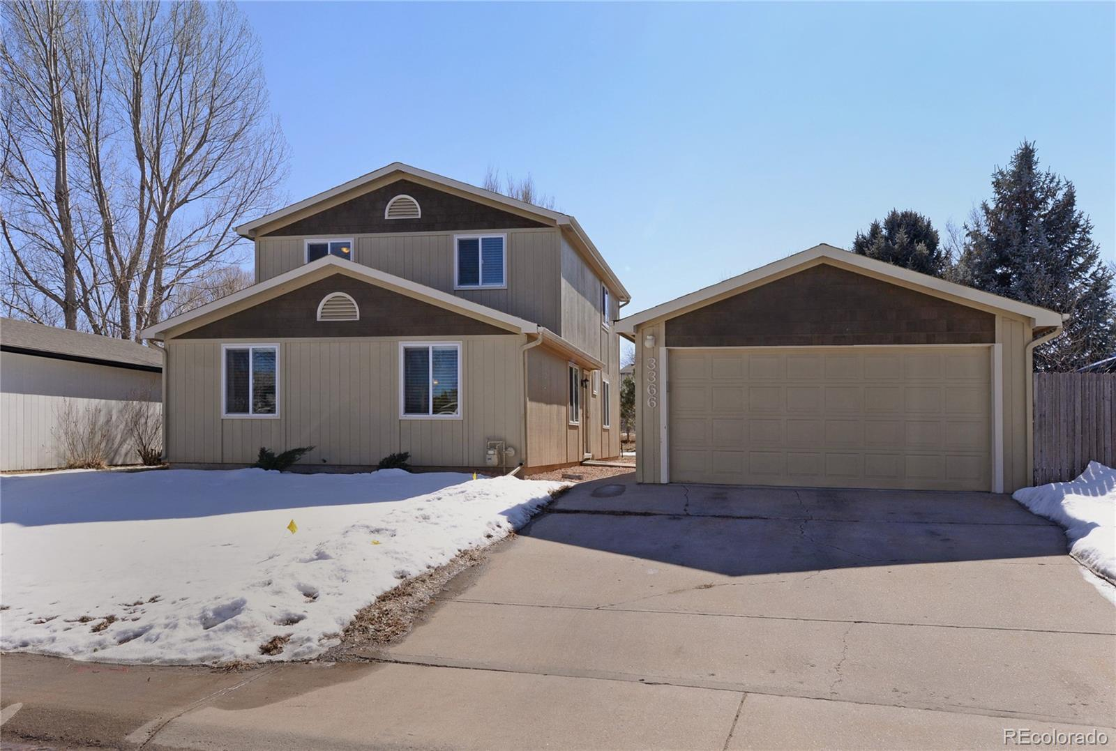 3366 Liverpool Street, Fort Collins, CO 80526 - #: 7760853