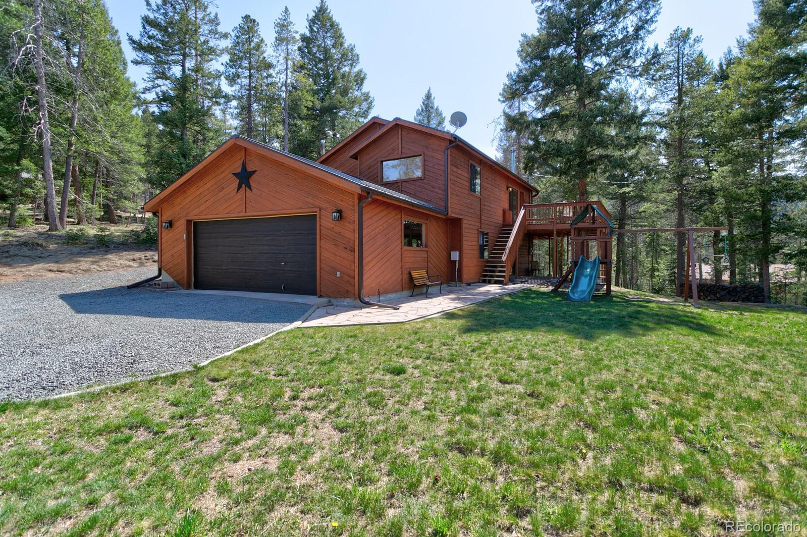 19232 Copper Spur, Conifer, CO 80433 - #: 7201855