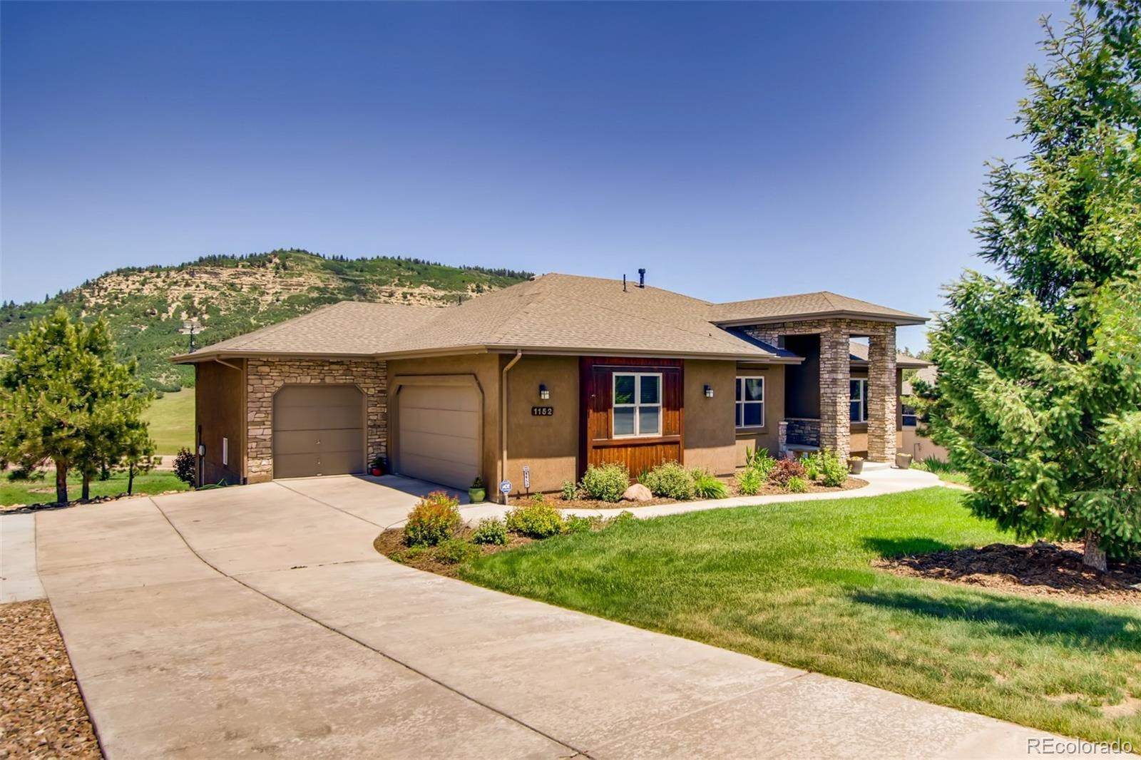 1152 Greenland Forest Drive, Monument, CO 80132 - #: 3014858