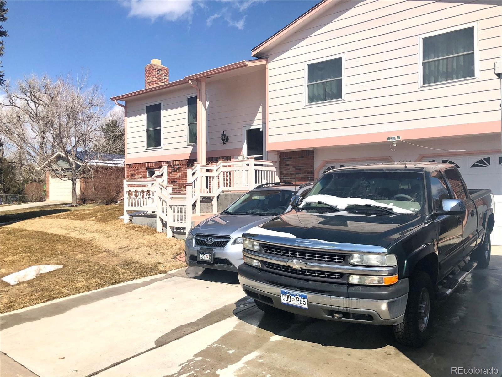 6834 Coors Street, Arvada, CO 80004 - #: 3807859