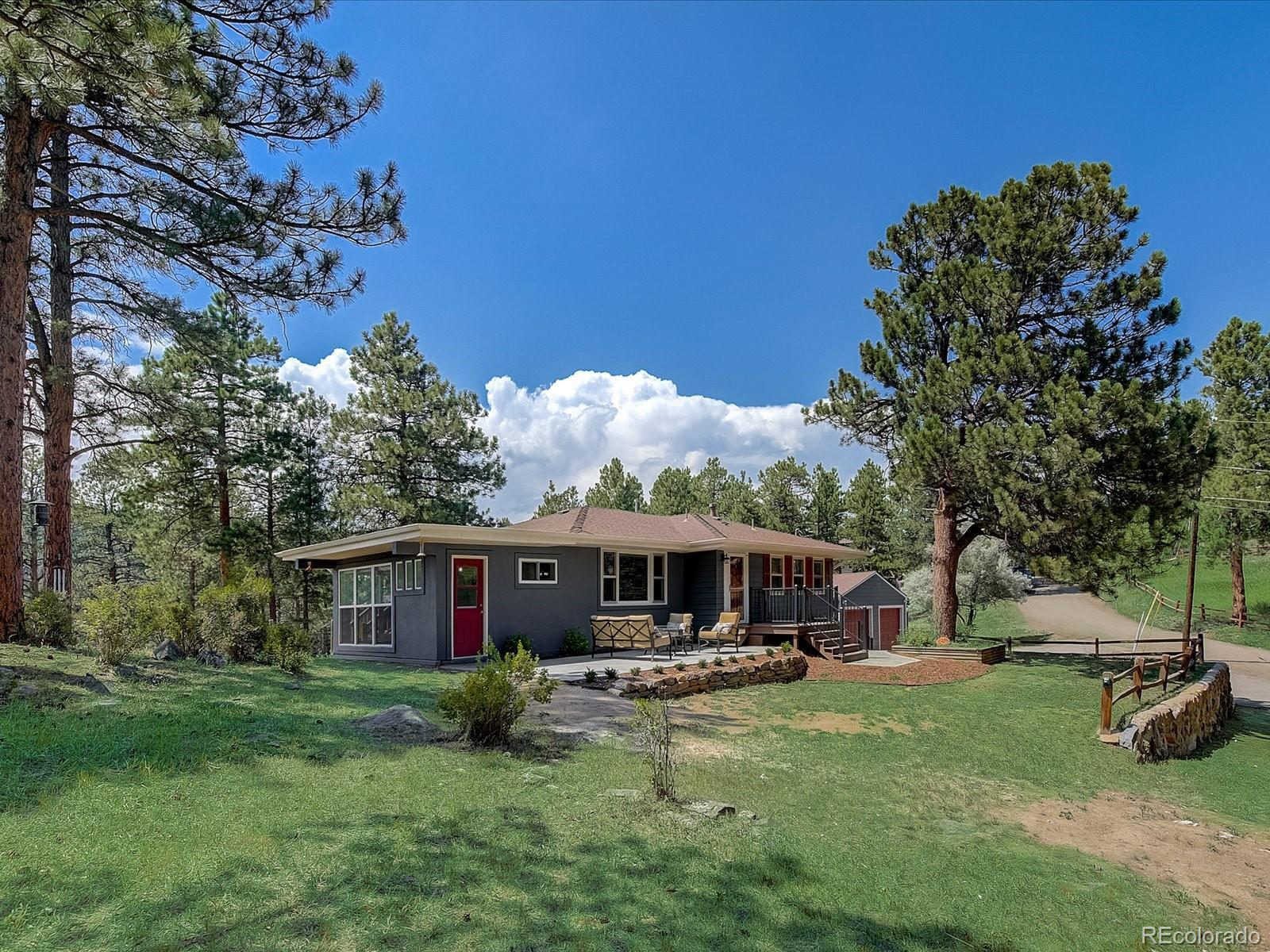 27854 Meadow View Drive, Evergreen, CO 80439 - #: 9502860