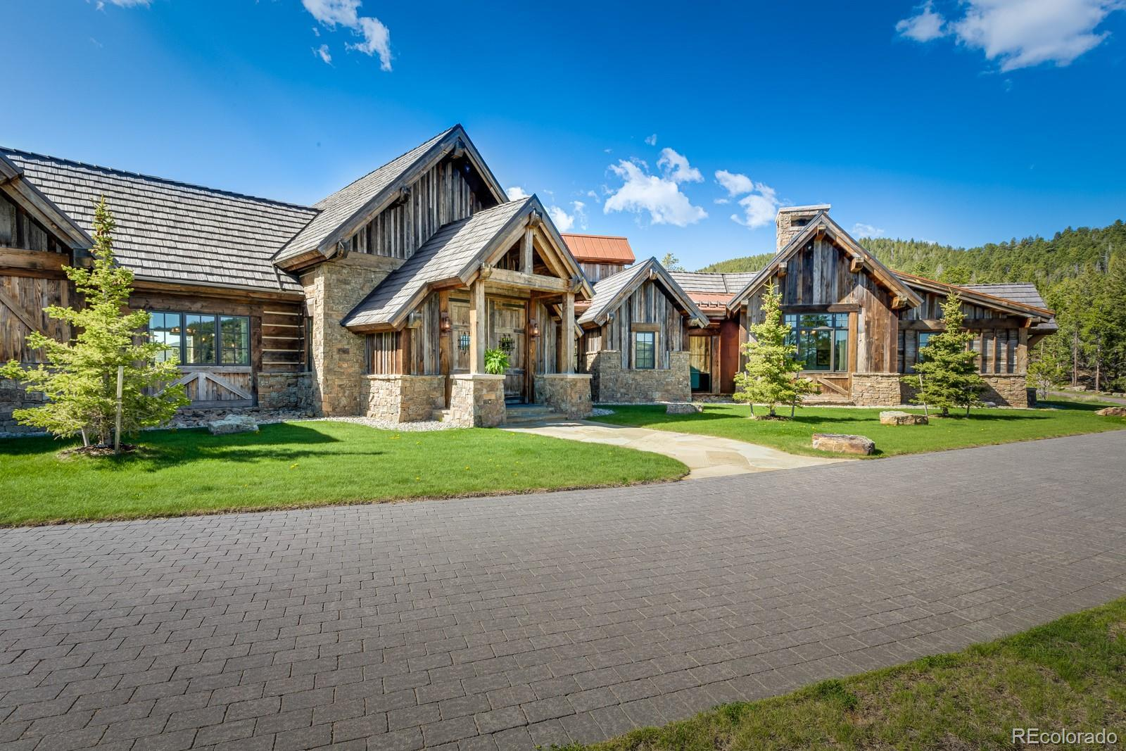 30153 Wild West Trail, Evergreen, CO 80439 - #: 2348863