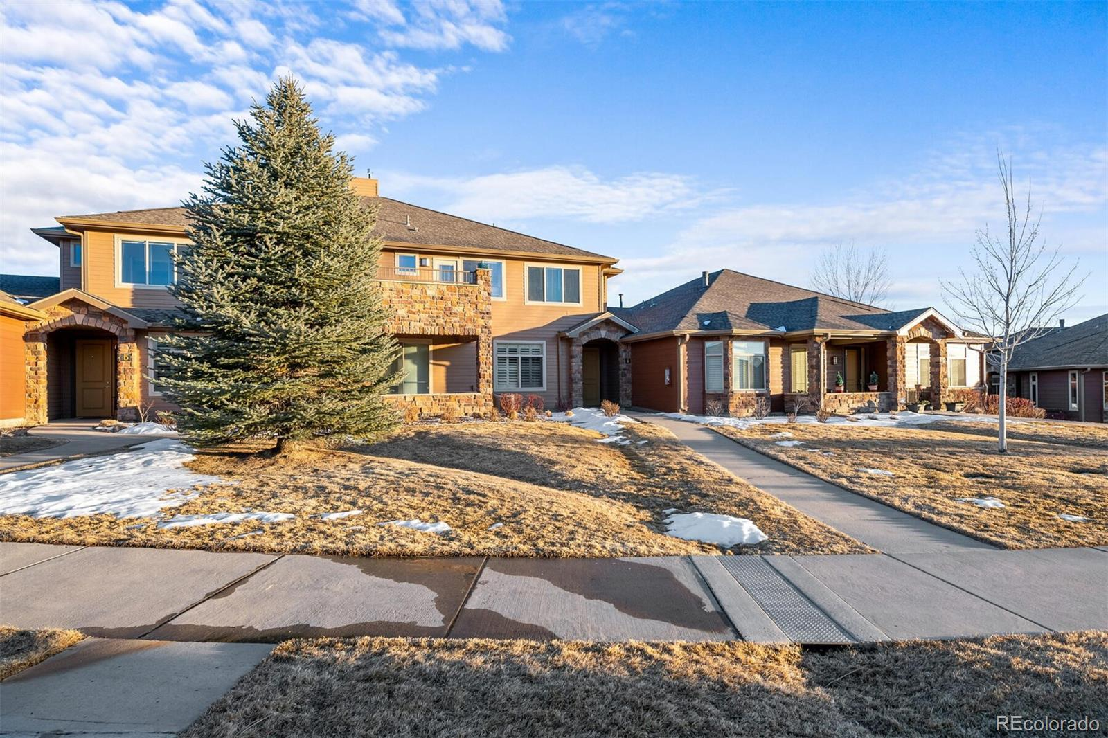 8611 Gold Peak Drive #B, Highlands Ranch, CO 80130 - #: 8080863