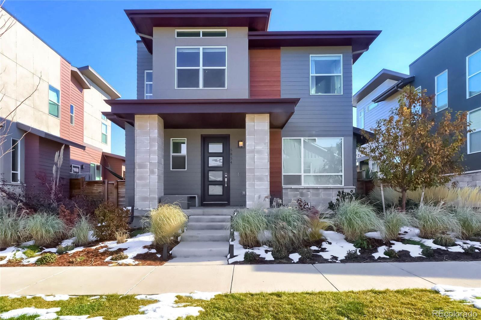 5854 Alton Street, Denver, CO 80238 - #: 9385863