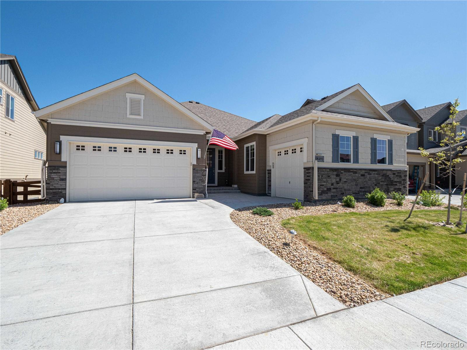 18491 W 93rd Place, Arvada, CO 80007 - #: 8516869