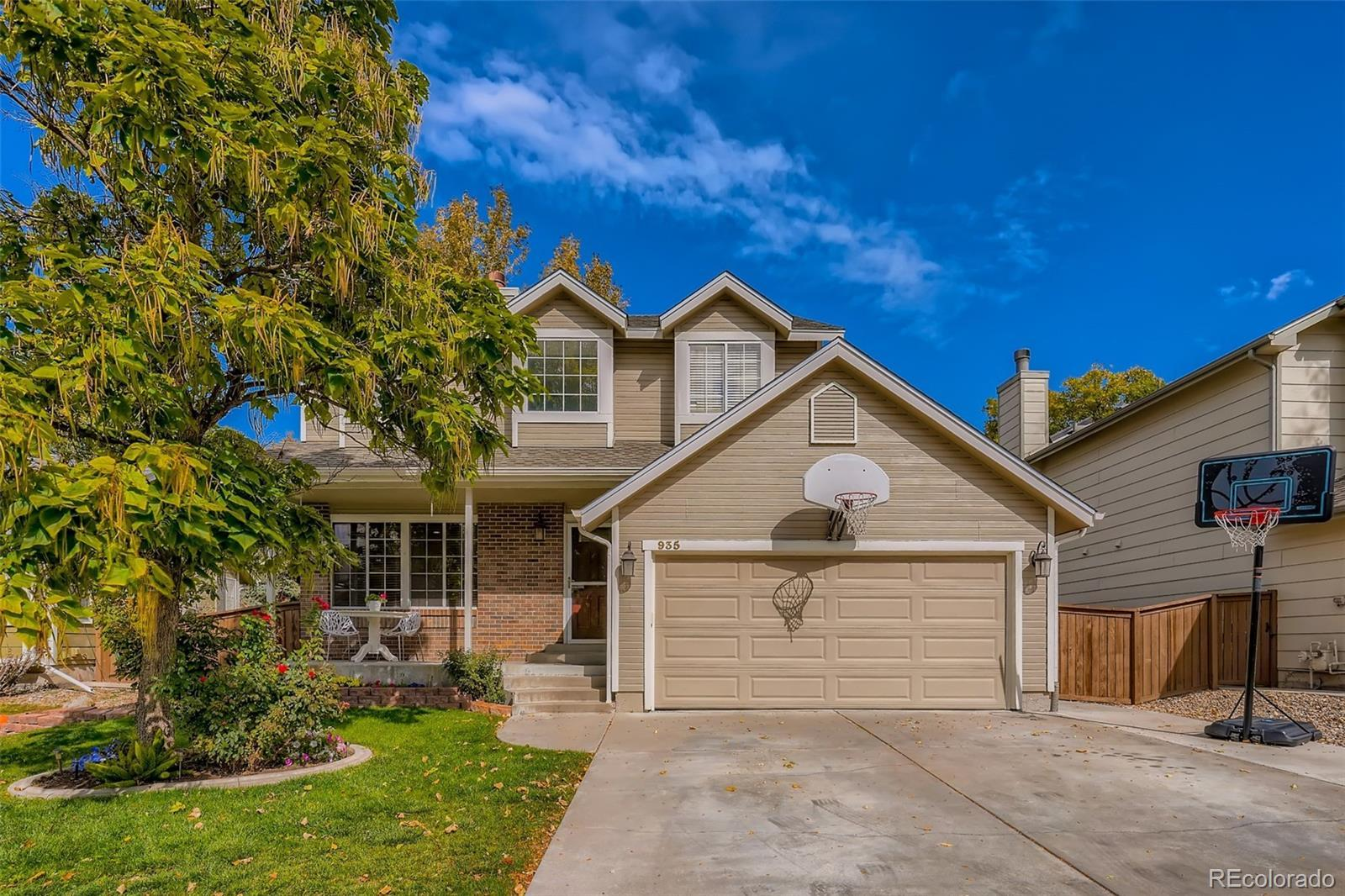 935 Brittany Way, Highlands Ranch, CO 80126 - #: 3539873