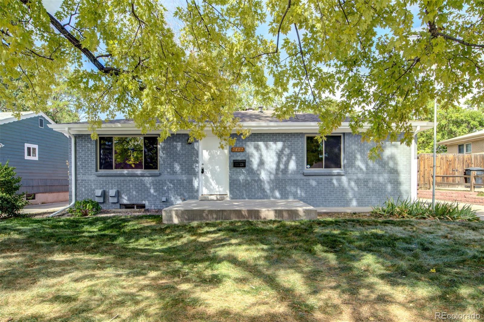 5407 E Asbury Avenue, Denver, CO 80222 - #: 1586874