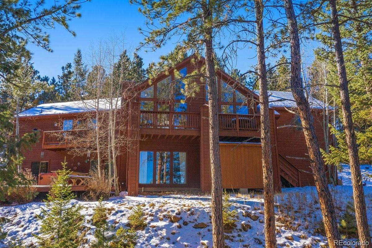 7112 Pinewood Drive, Evergreen, CO 80439 - #: 7743874