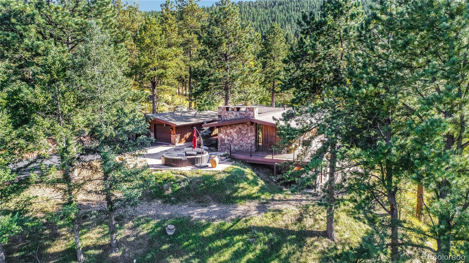 4260 S Meadow Brook Lane, Evergreen, CO 80439 - #: 5351875