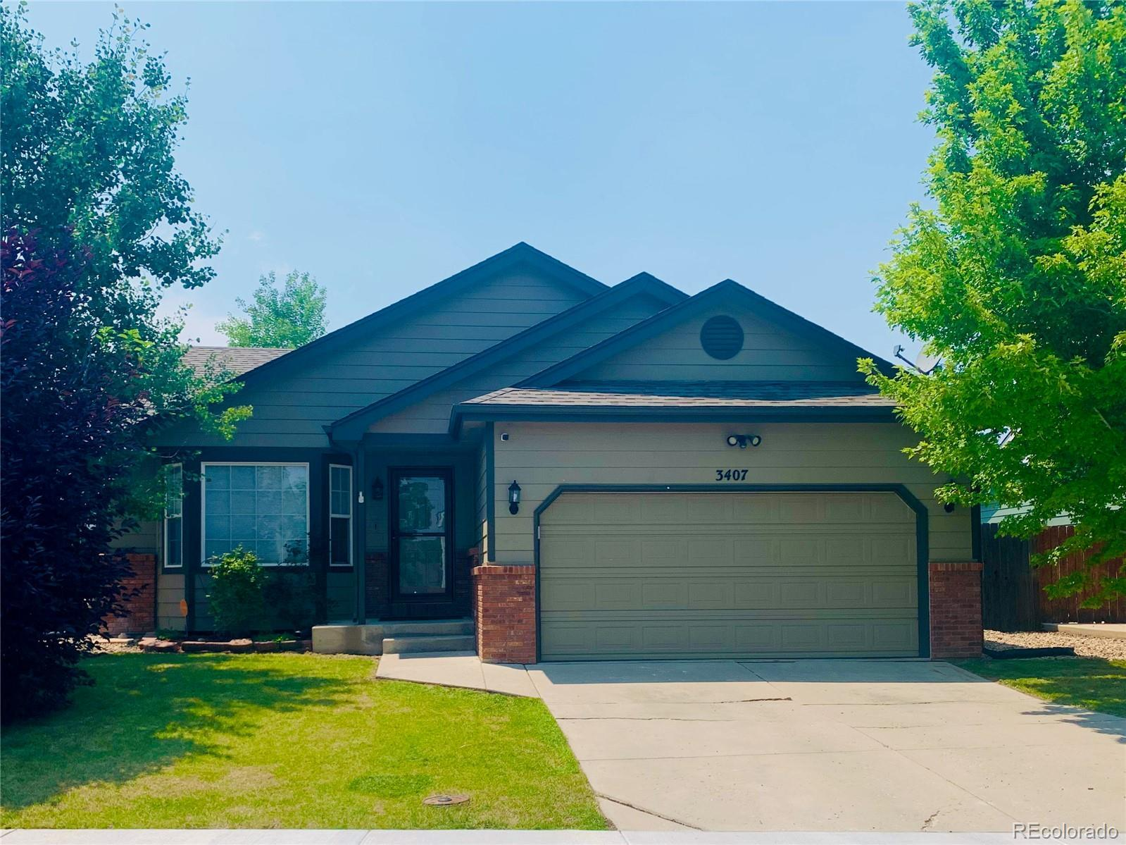 3407 Windmill Court, Evans, CO 80620 - #: 6346877