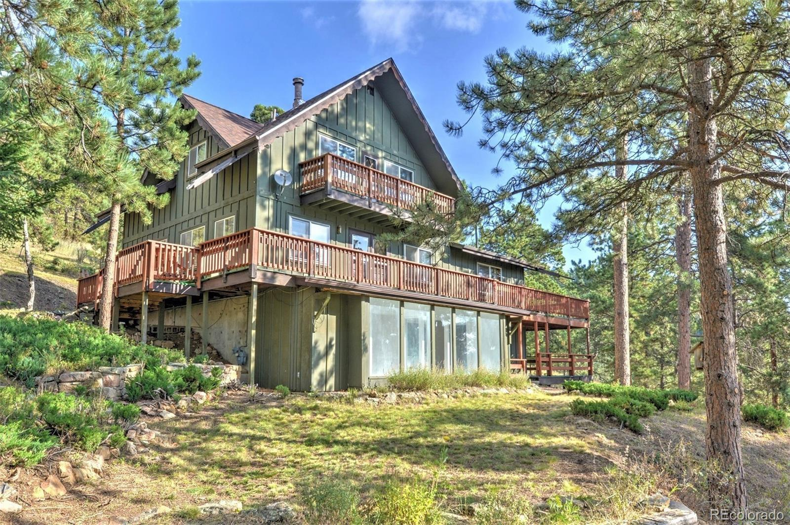 31155 Ottawa Trail, Evergreen, CO 80439 - #: 8135877