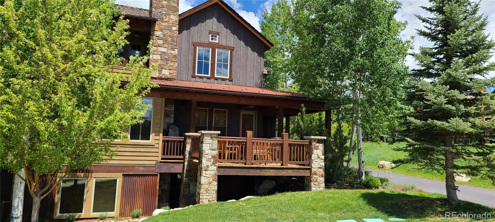 2039 Indian Summer Drive, Steamboat Springs, CO 80487 - #: 1930878