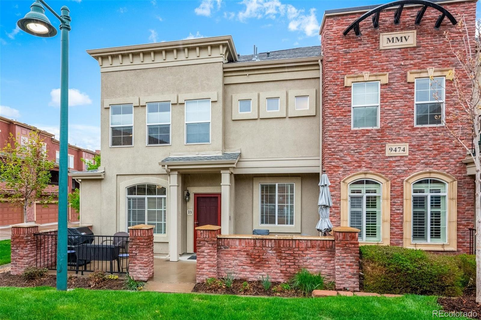9474 Cedarhurst Lane #B, Highlands Ranch, CO 80129 - MLS#: 8337882
