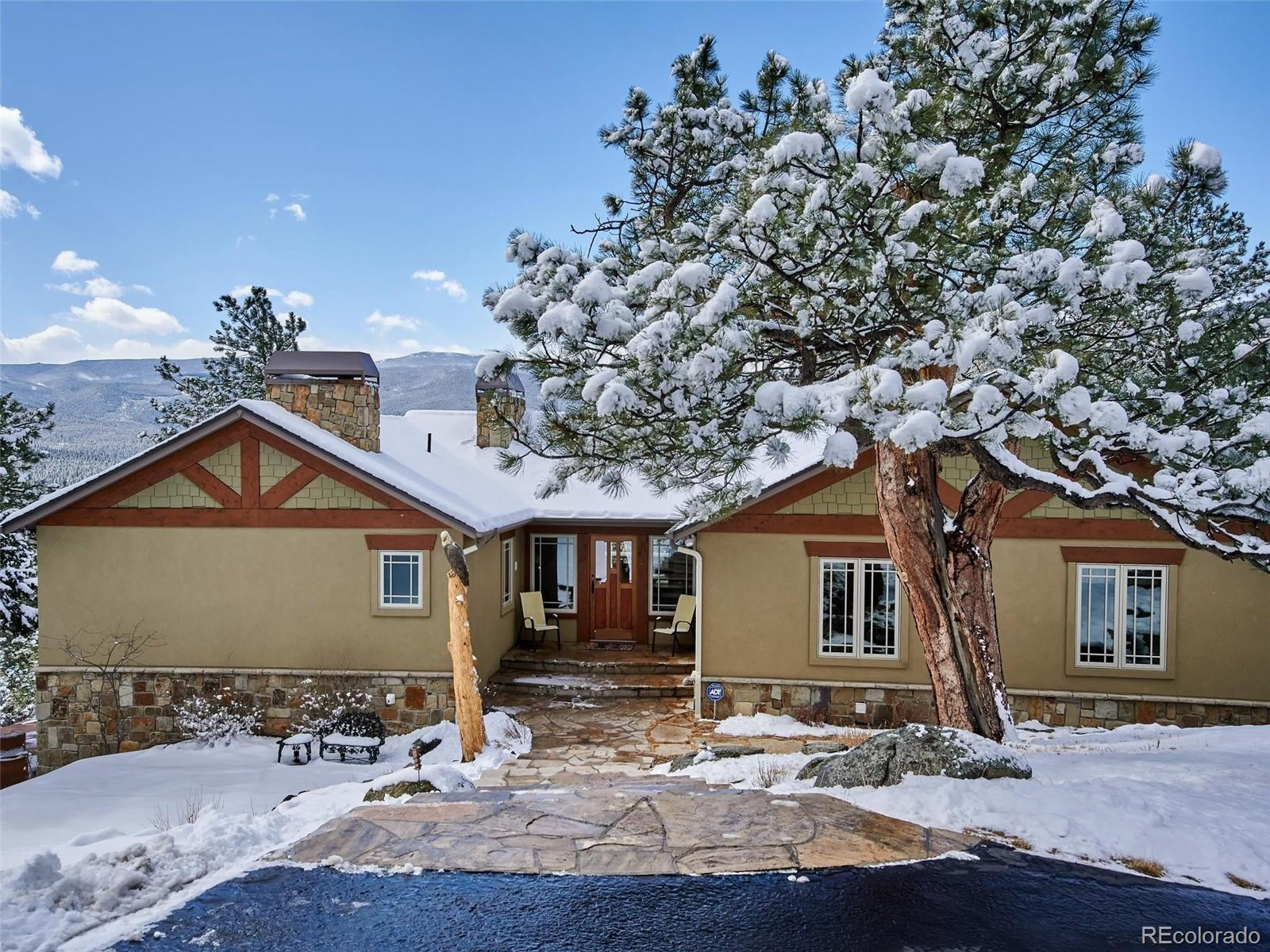 546 Stagecoach Boulevard, Evergreen, CO 80439 - #: 9537884