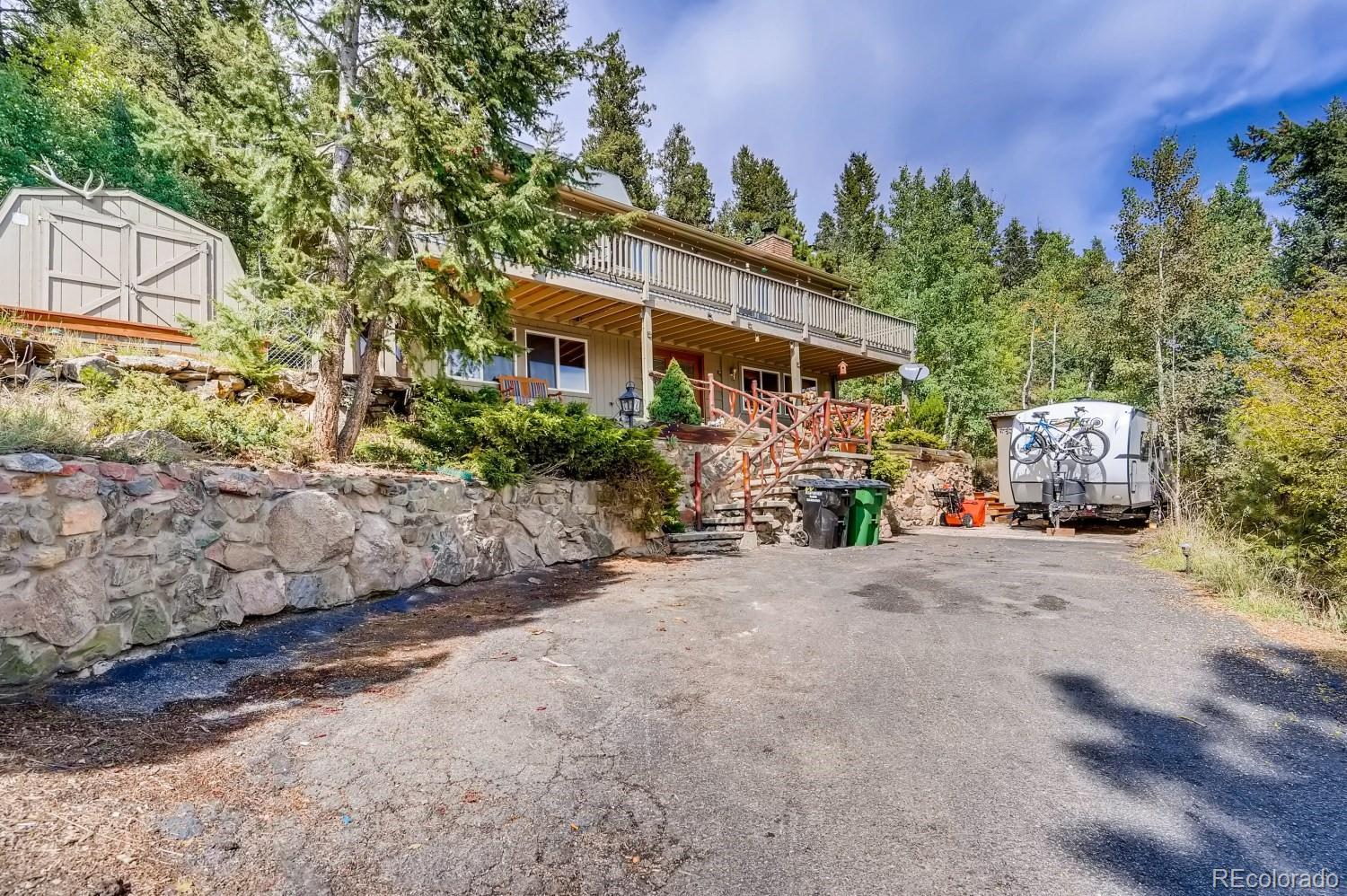 31081 Pike View Drive, Conifer, CO 80433 - #: 9932886
