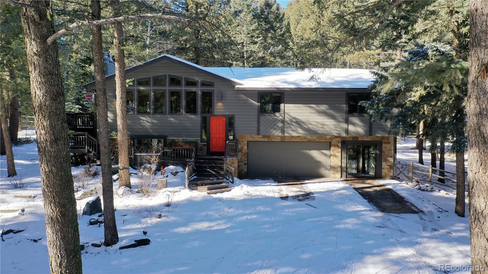 28325 Little Big Horn Drive, Evergreen, CO 80439 - #: 8102887