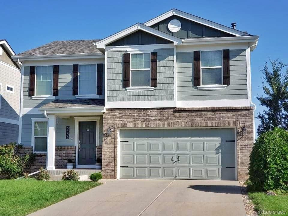 5965 Raleigh Circle, Castle Rock, CO 80104 - MLS#: 5773888