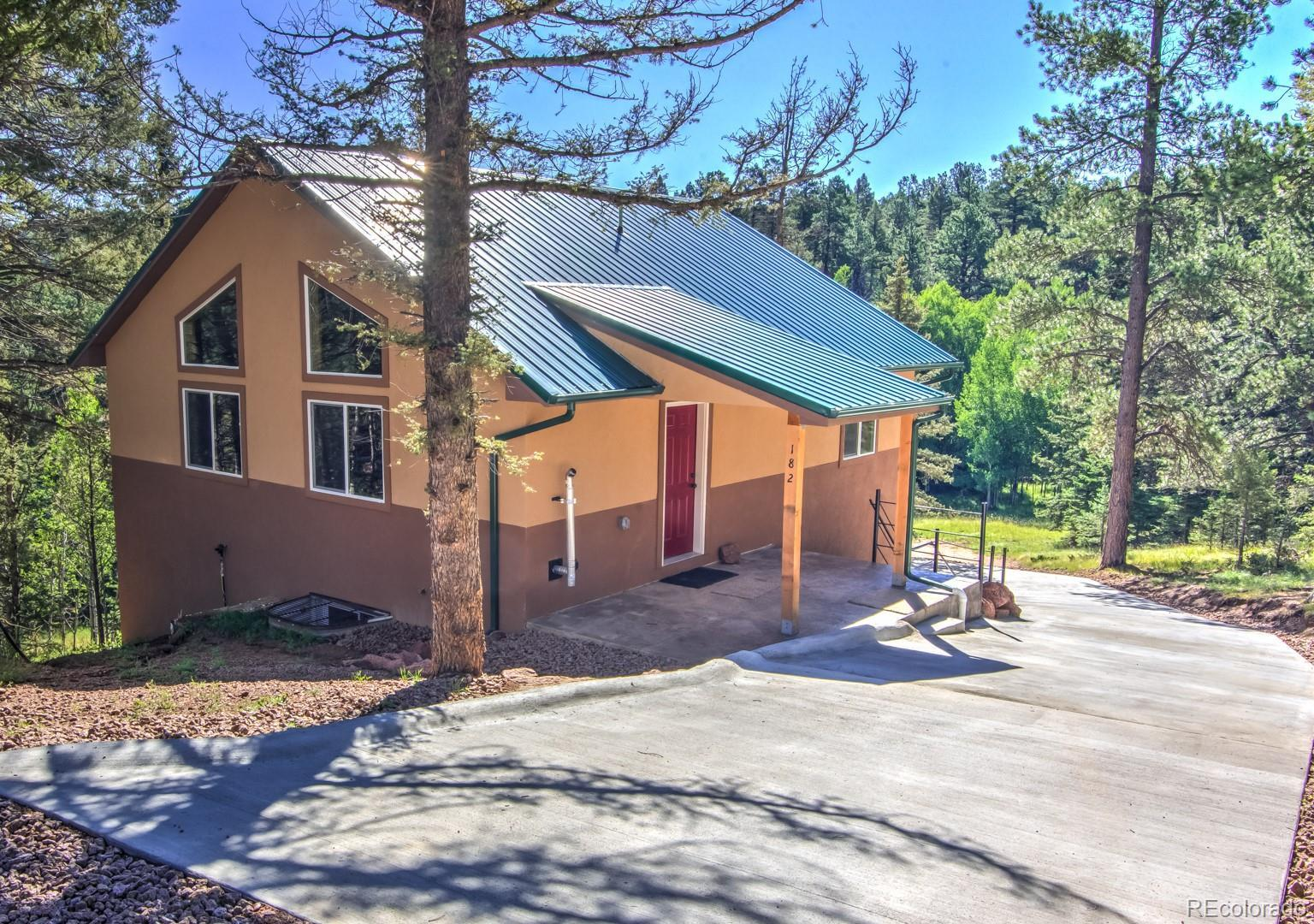 182 Junction Circle, Florissant, CO 80816 - #: 8671890