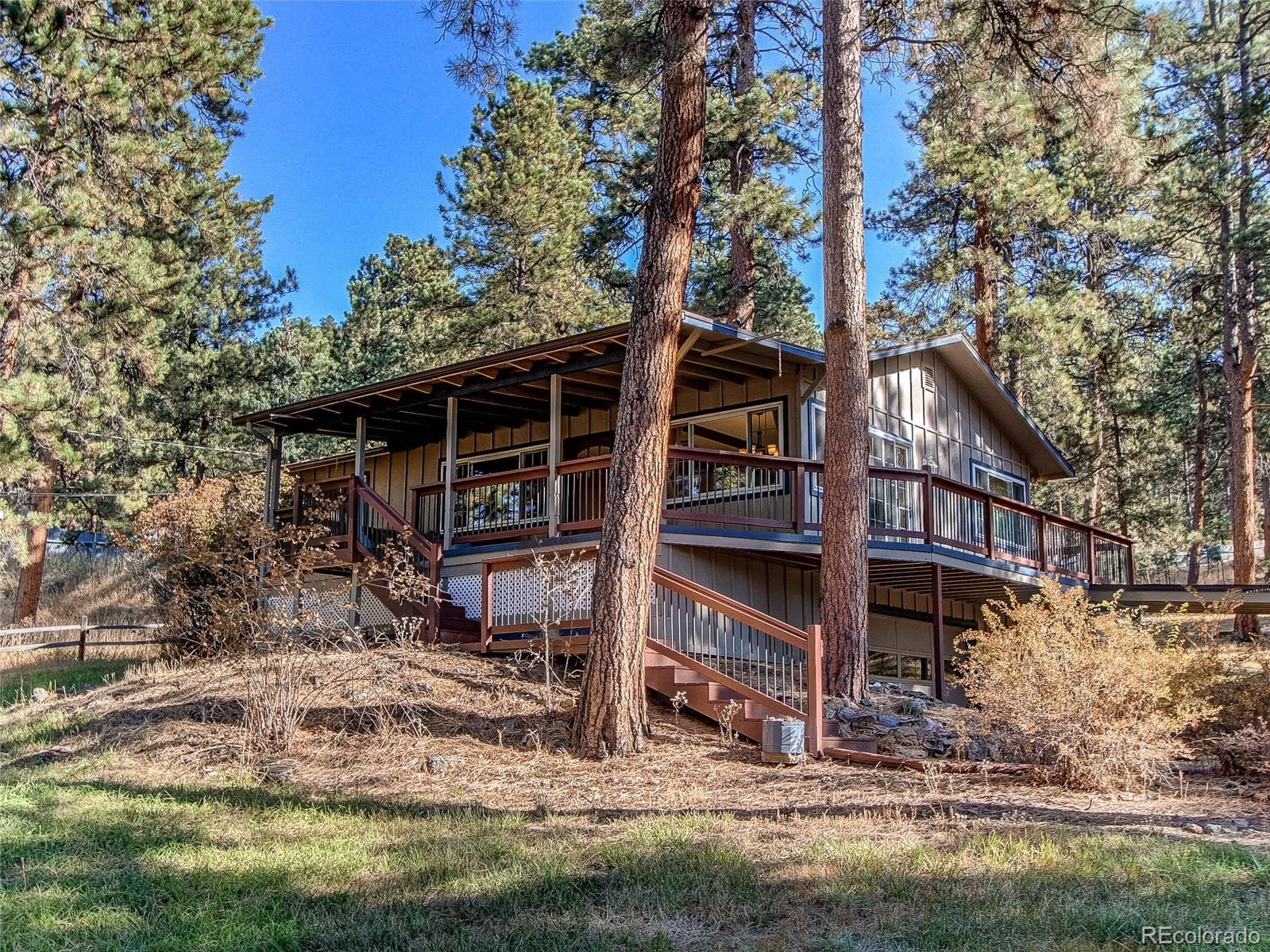 26133 N Turkey Creek Road, Evergreen, CO 80439 - #: 6888893