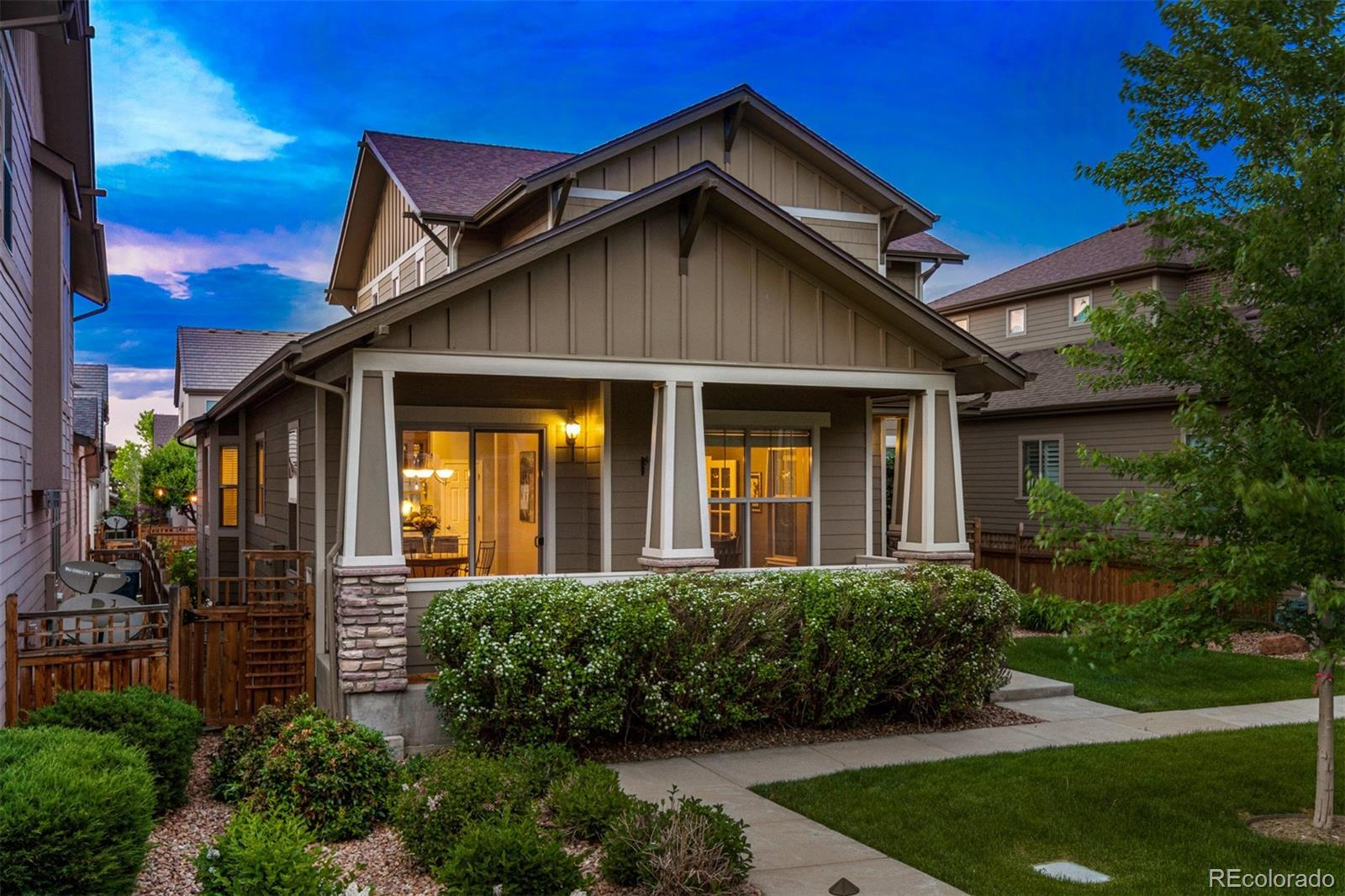 10366 Bluffmont Drive, Lone Tree, CO 80124 - #: 5981894