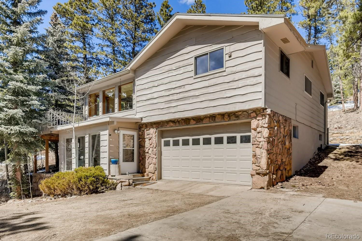 7967 S Brook Forest Road, Evergreen, CO 80439 - #: 9434894