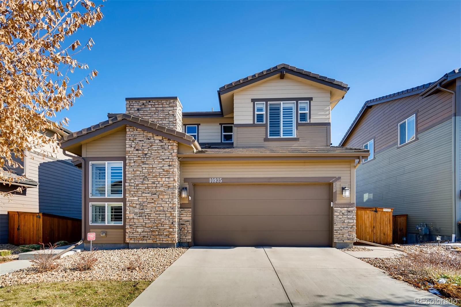 10935 Touchstone Loop, Parker, CO 80134 - #: 5794896