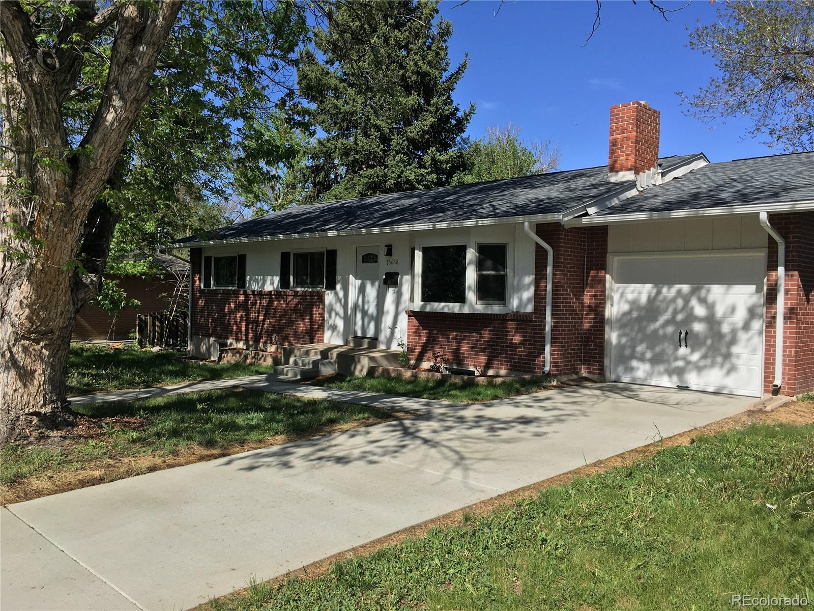 13438 W 23rd Place, Golden, CO 80401 - #: 2894898