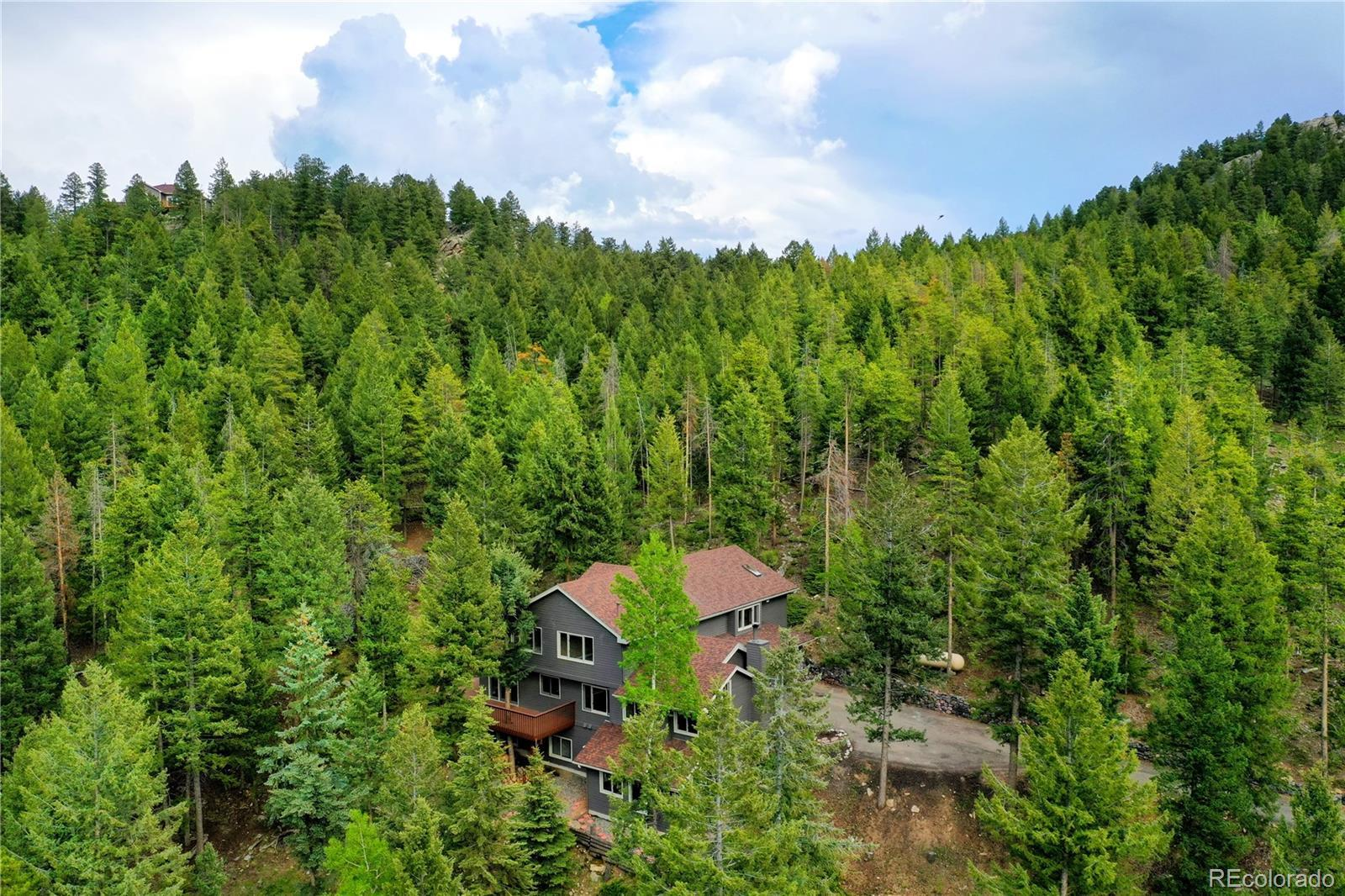 6542 Annapurna Drive, Evergreen, CO 80439 - #: 9541899
