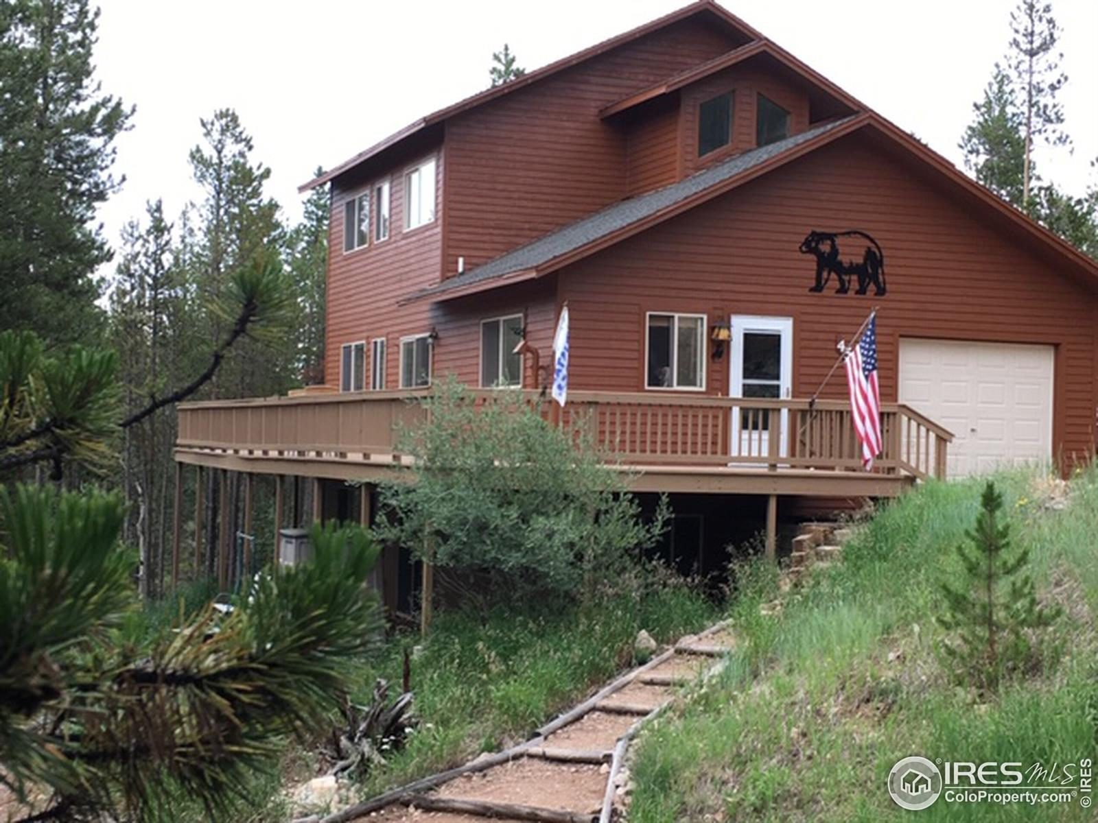 456 Blackfoot Road, Red Feather Lakes, CO 80545 - #: IR940903