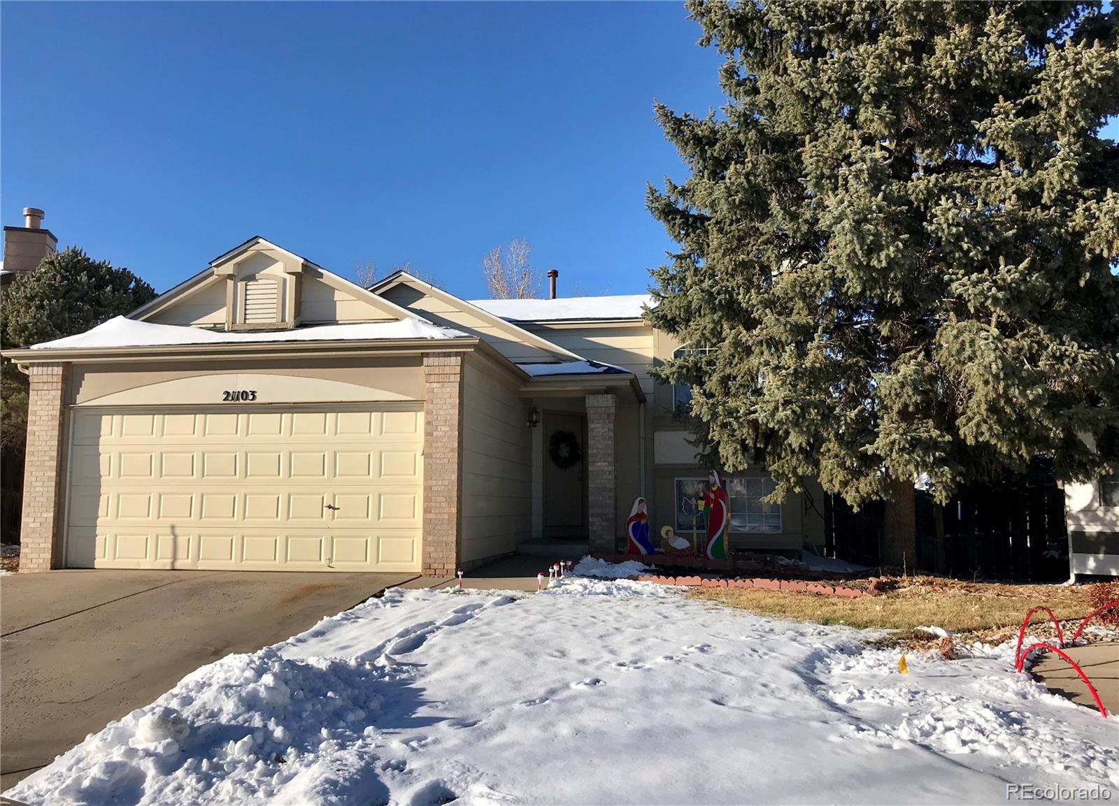 21103 E 44th Avenue, Denver, CO 80249 - #: 6263914