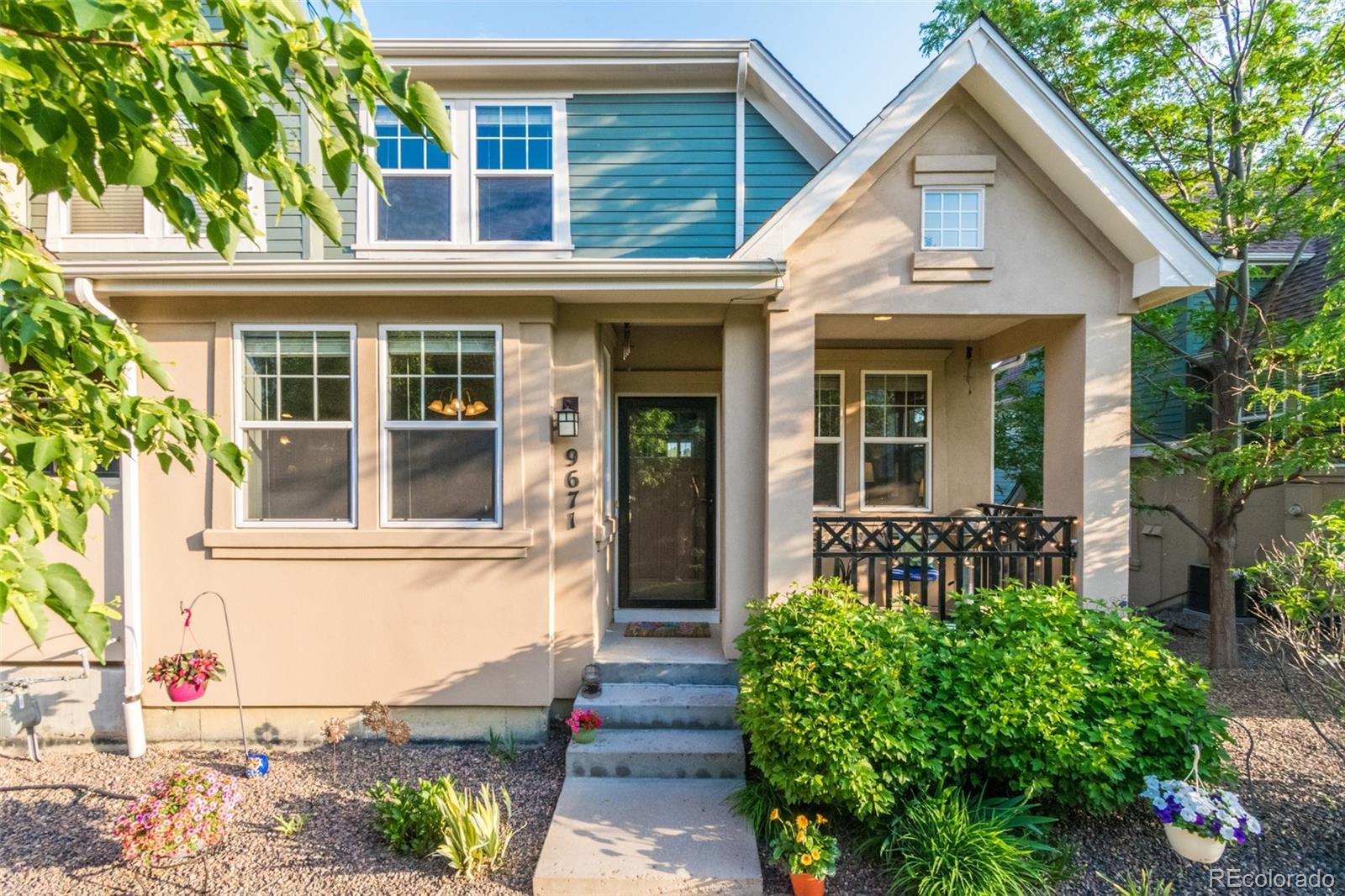 9671 W Indore Drive, Littleton, CO 80128 - #: 6849914