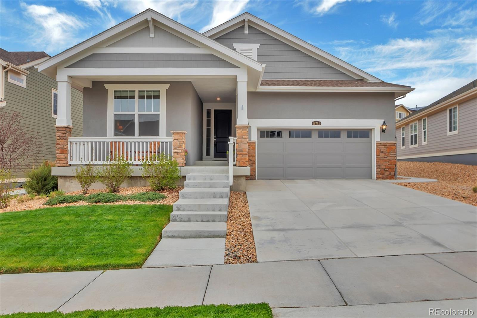 18745 W 84th Place, Arvada, CO 80007 - #: 4768918