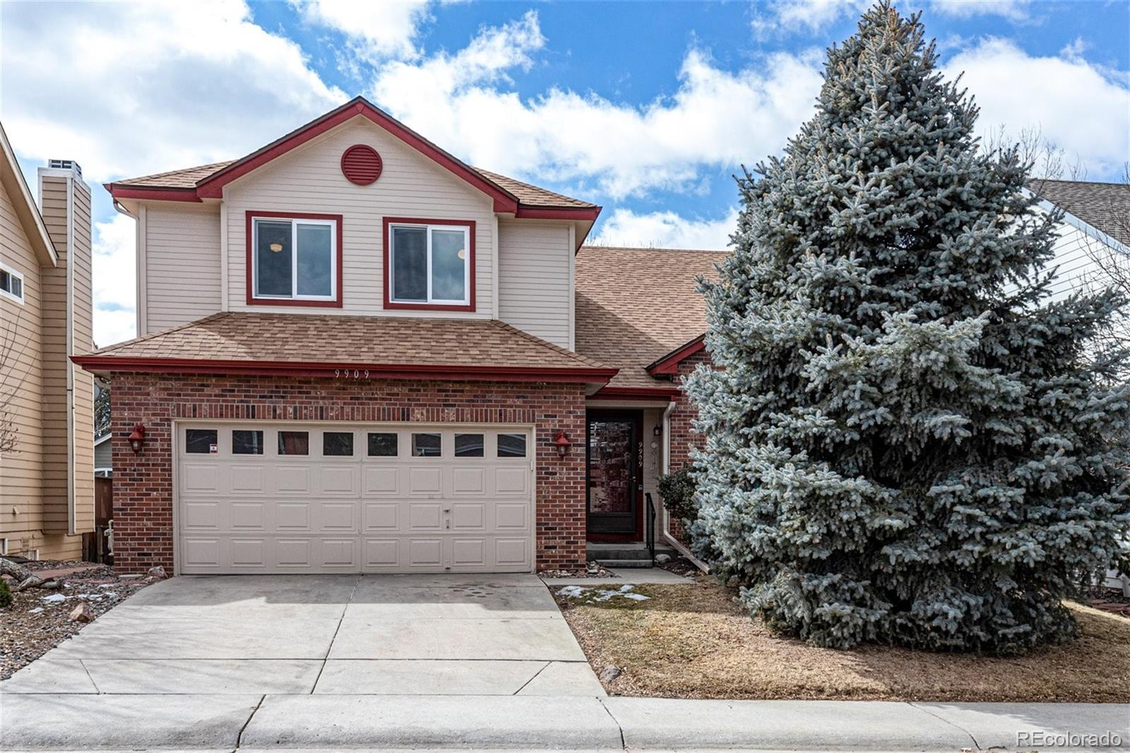 9909 Spring Hill Drive, Highlands Ranch, CO 80129 - #: 8412918