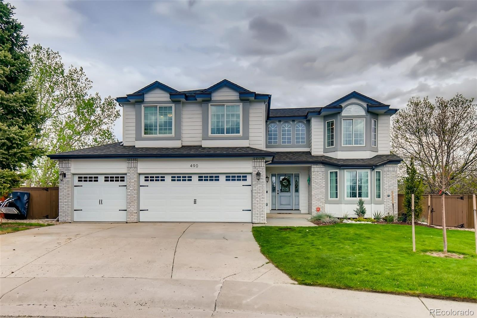 490 Bexley Court, Highlands Ranch, CO 80126 - #: 3326919