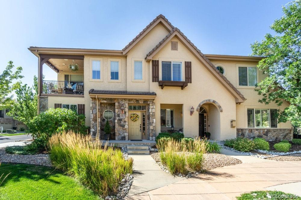 10121 Bluffmont Lane, Lone Tree, CO 80124 - #: 5000919