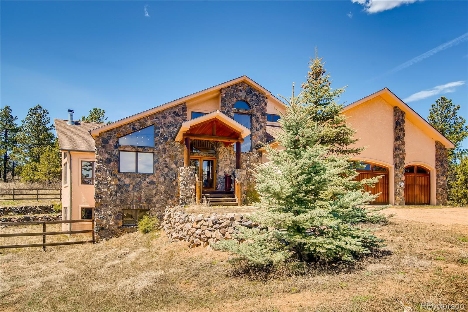 20602 Spring Creek Trail, Buffalo Creek, CO 80425 - #: 4887922